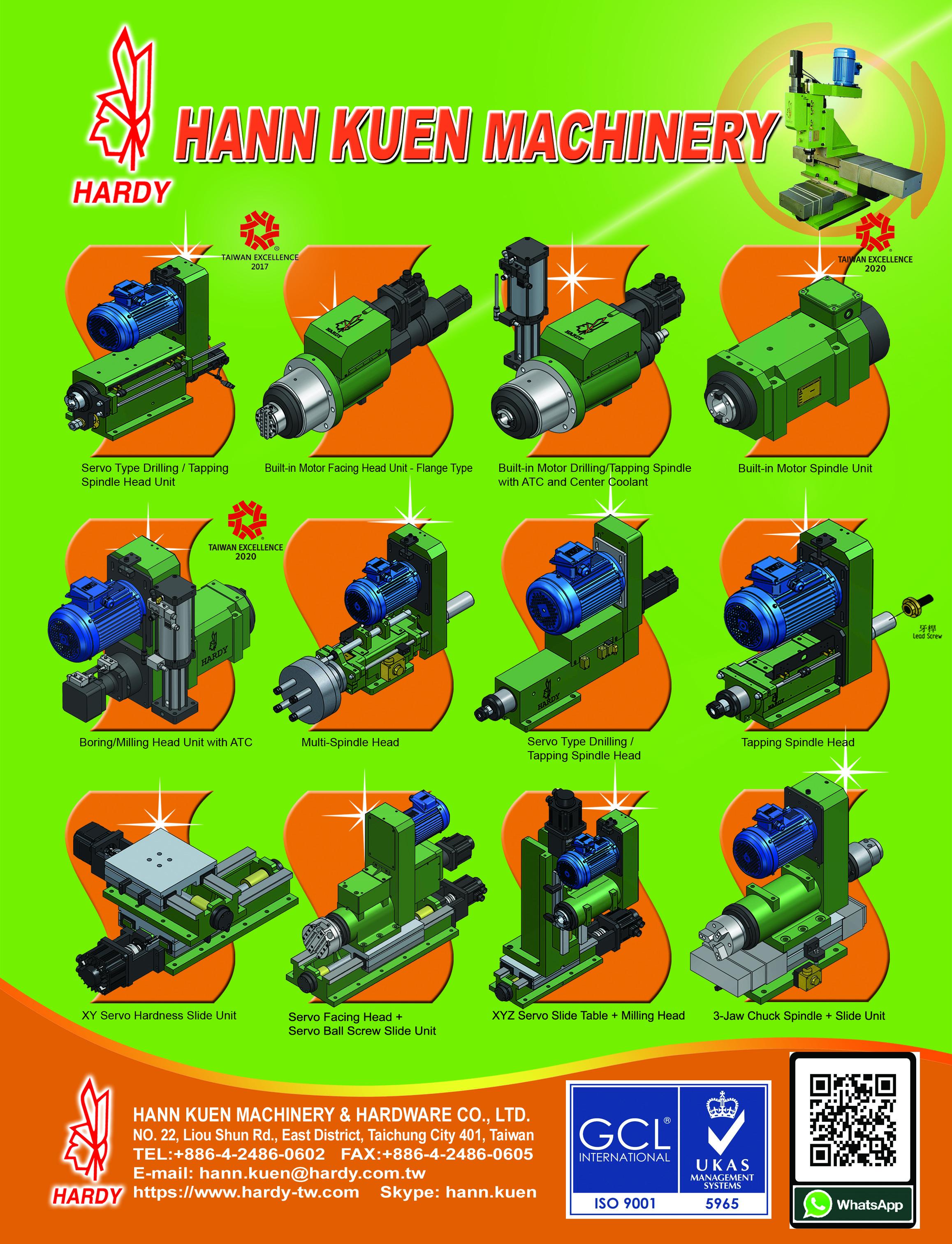 Hann Kuen Machinery