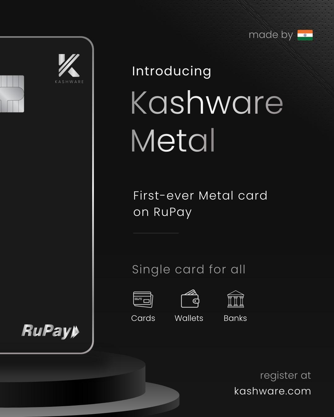 Introducing Kashware Metal