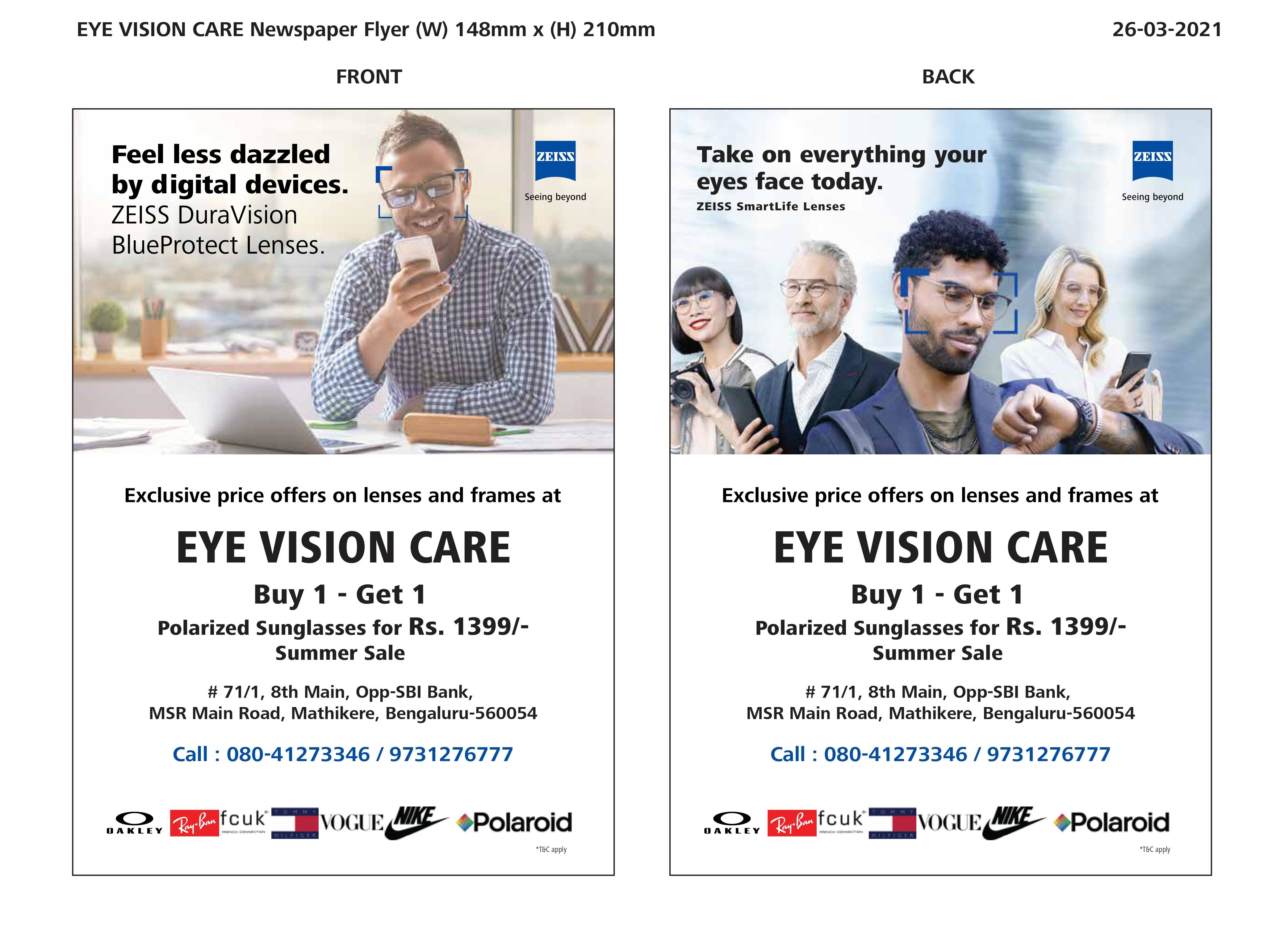 Carl Zeiss India | Eye Vision Care