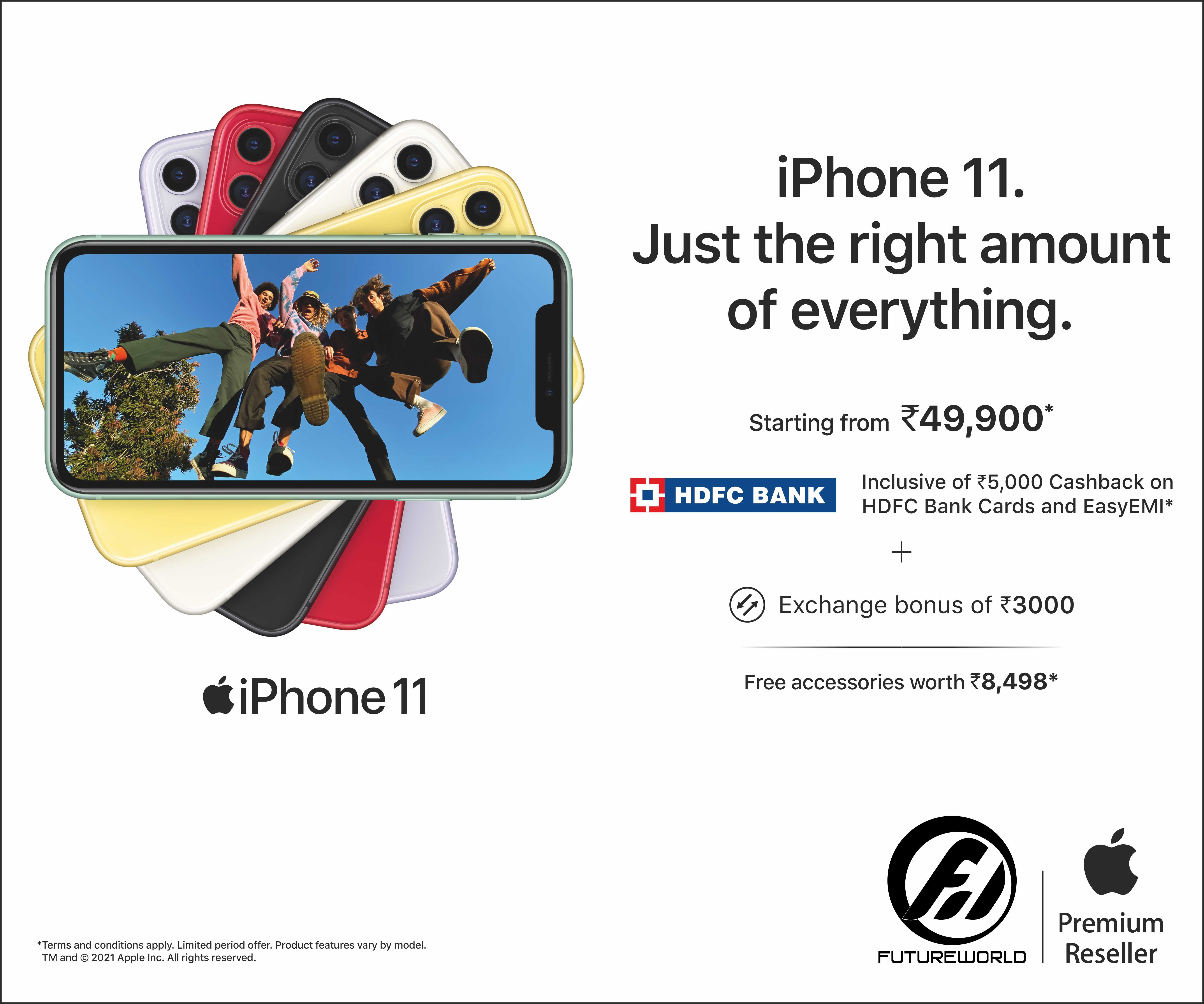 Apple | Just The Right Amount Of Everything