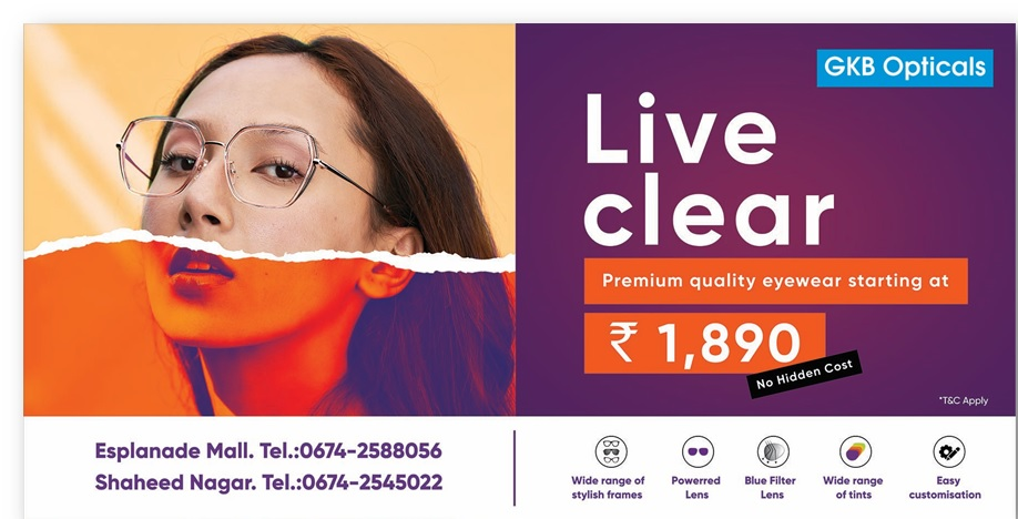 Gkb Opticals | Live Clear