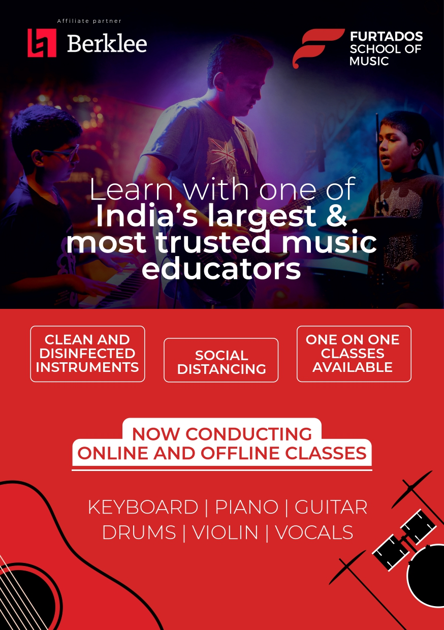 Furtados School Of Music | Learn With One Of India'S Largest & Most Trusted Music Educators