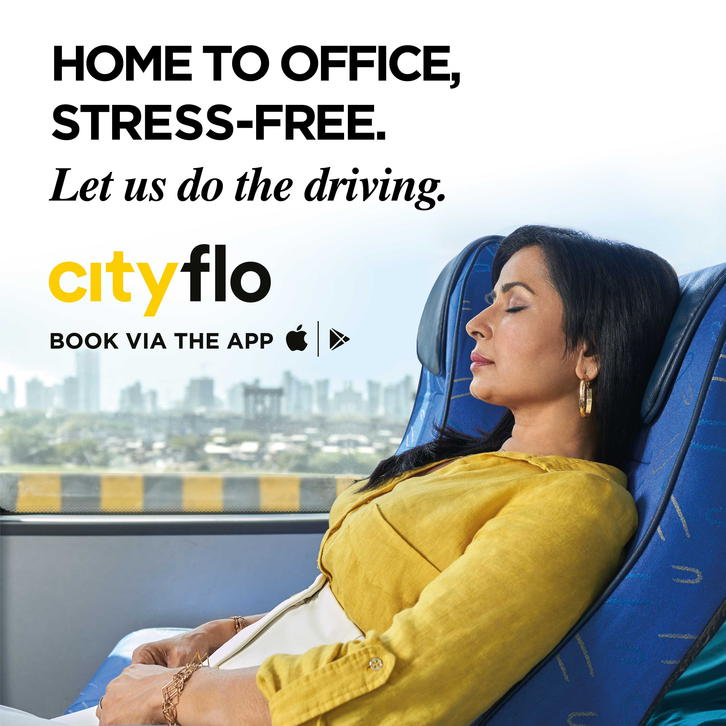 City Flo | Let Us Do The Driving