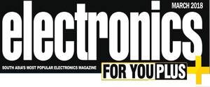 Advertising in Electronics For You Magazine