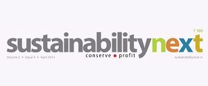 Advertising in Sustainability Next Magazine