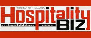 Advertising in Hospitality Biz Magazine