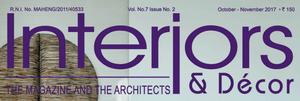 Advertising in Interiors & Decor Magazine