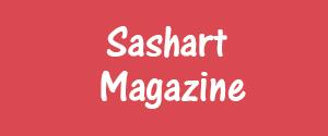Advertising in Sashart Magazine