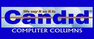 Advertising in Candid Computer Columns - All Edition Magazine