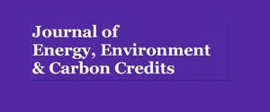 Advertising in Journal of Energy, Environment & Carbon Credits Magazine