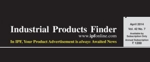 Advertising in Industrial Product Finder Magazine
