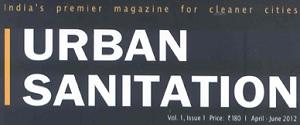 Advertising in Urban Sanitation Magazine
