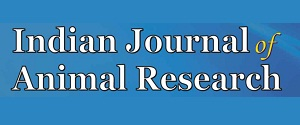 Advertising in Indian Journal of Animal Research Magazine