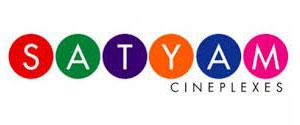 Advertising in Inox Satyam Cinemas, Satyam's Screen 1, Delhi