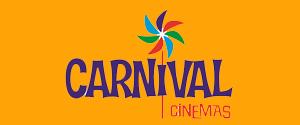 Advertising in Carnival  Cinemas, Kessel Mall's Screen 2, Railway Station Aea
