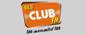 Advertising in Club FM - Thiruvananthapuram