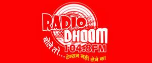 Advertising in Radio Dhoom - Jamshedpur