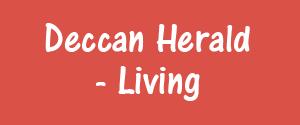 Deccan Herald, Bangalore - Living - Living, Bangalore