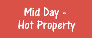 Advertising in Mid Day, Mumbai - Hot Property Newspaper