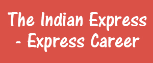The Indian Express, Ahmedabad - Express Career - Express Career, Ahmedabad