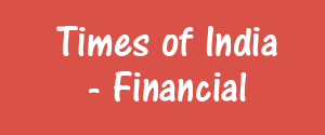 Times Of India, Pune - Financial - Financial, Pune