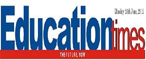 Times Of India, Delhi - Education Times - Education Times, Delhi
