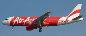 Advertising in Airline - Air Asia, India  Airlines