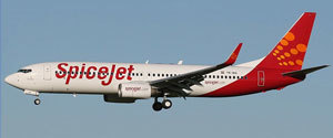 Advertising in Airline - SpiceJet, India  Airlines