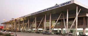 Advertising in Airport - Ahmedabad Airport