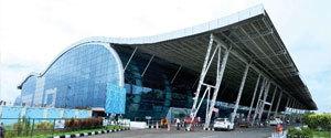Advertising in Airport - Thiruvananthapuram Airport