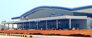 Advertising in Airport - Visakhapatnam Airport