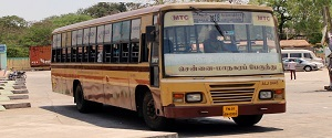 Non AC Bus - Chennai