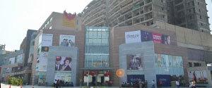 Advertising in Mall - Phoenix Market City Mall, Chennai