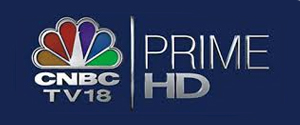 Advertising in CNBC TV 18 Prime HD