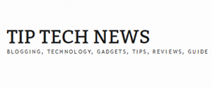 Advertising in Tip Tech News, Website