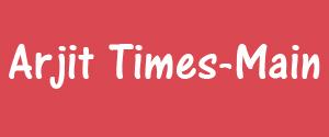 Advertising in Arjit Times, Lucknow - Main Newspaper