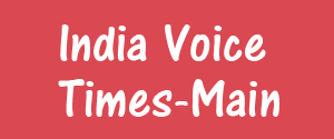 Advertising in India Voice Times, Lucknow - Main Newspaper