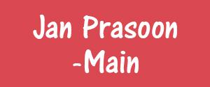 Advertising in Jan Prasoon, Noida - Main Newspaper