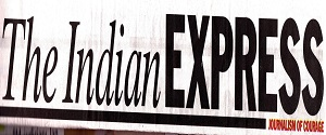 Advertising in The Indian Express, North India - Main Newspaper