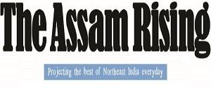 Advertising in The Assam Rising, Assam - Main Newspaper