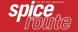 Advertising in Spice Route - Spice Jet Inflight Magazine