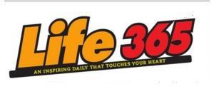 Advertising in Life 365, Main, English Newspaper