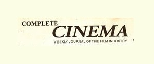 Advertising in Complete Cinema Magazine