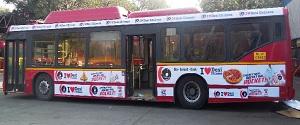 AC Bus - Delhi