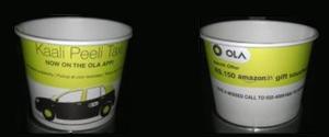 Advertising in Paper Cup - Kolkata