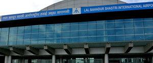 Advertising in Airport - Varanasi Airport