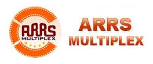 Advertising in A.R.R.S Multiplex Cinemas, Screen 2, Salem