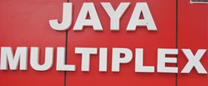 Advertising in Jaya Multiplex Cinemas, Screen 3, Kolkata