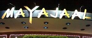 Advertising in Mayajaal Cinemas, Mayajaal Multiplex's Screen 6, Chennai