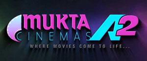 Advertising in Mukta A2  Cinemas, Gulmohar Park Mall's Screen 2, Ahmedabad